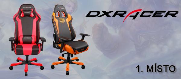 DX Racer křeslo