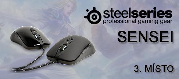Steelseries Sensei myš