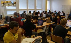 Hearthstone ovládl českolipské Gymnázium